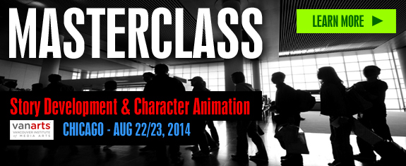 Click to register for the VanArts Masterclass in Chicago.